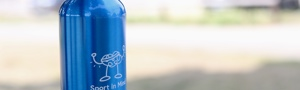 Sport in Mind Water Bottle