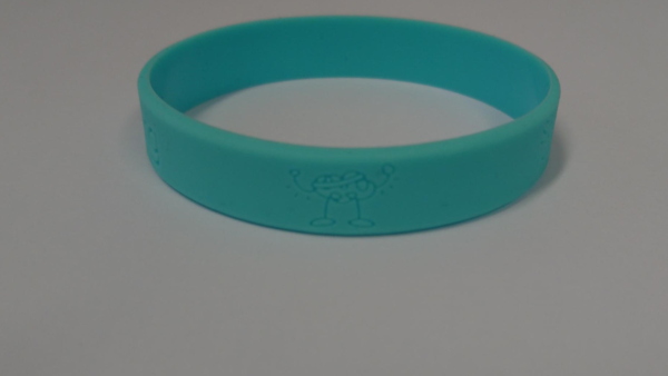 Sport In Mind silicon wristband